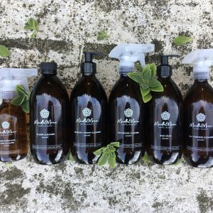 Natural Cleaning Range